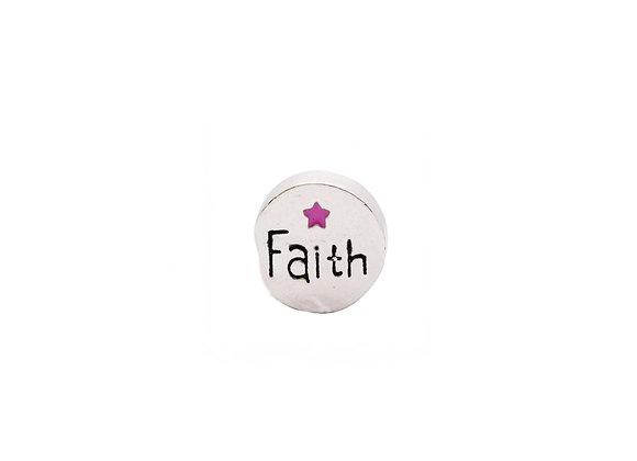 Faith Charm