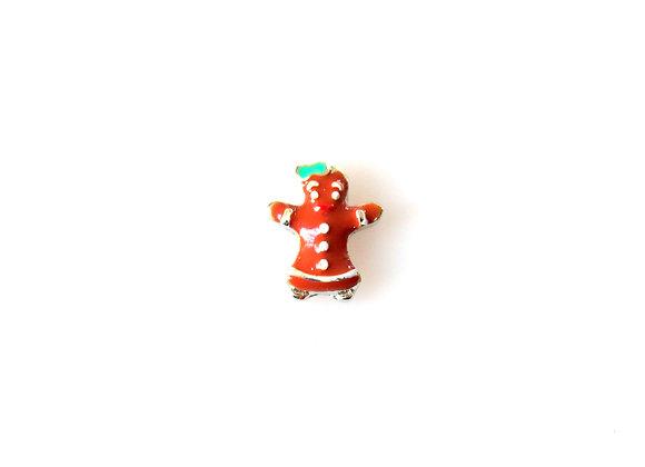 Gingerbread Lady Charm