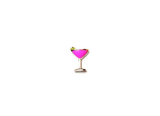 Cosmopolitan Cocktail Charm