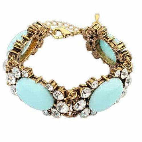 Capri Bracelet Light Blue