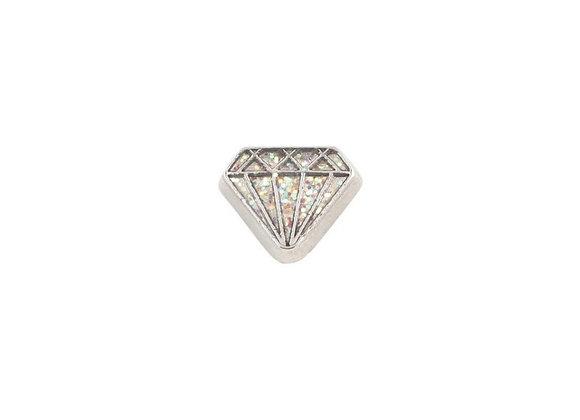 Diamond Shaped Charm