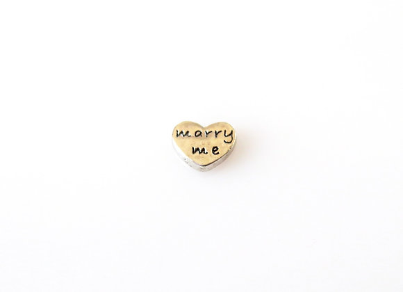 The 'Marry Me' Charm