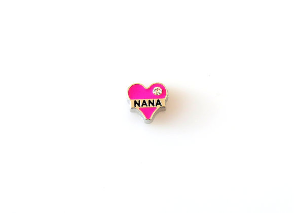 Nana Heart Pink