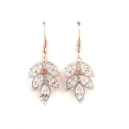 Rosie Crystal Earrings