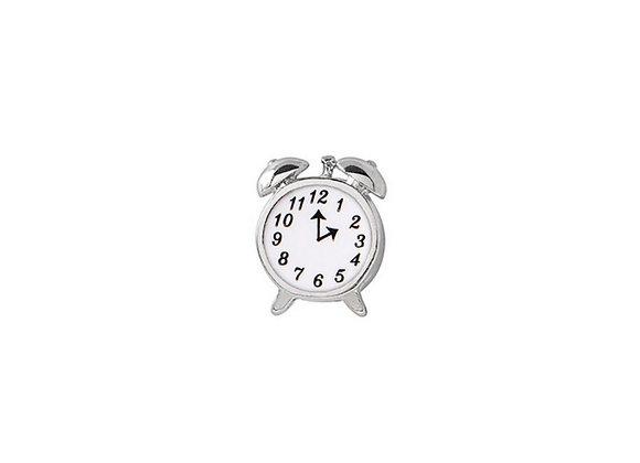 3D Alarm Clock Charm