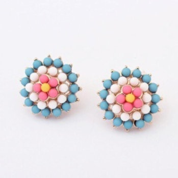 Blueberry Pie Earrings