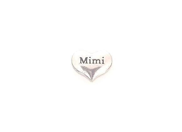 Mimi Heart Silver