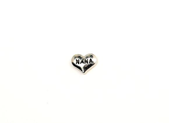 Nana Heart Silver