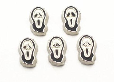 Scream Halloween Charm