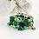 Thumbnail: Envy Wrap Bracelet (Green)