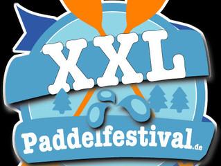 XXL-Paddelfestival in Markkleeberg: paddeln und Boote testen bei unerwartet eisigen Temperaturen