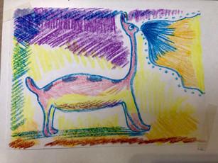 Фантастический жираф