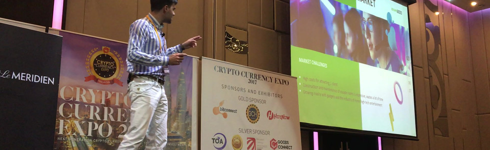 Crypto Currency Expo 2017