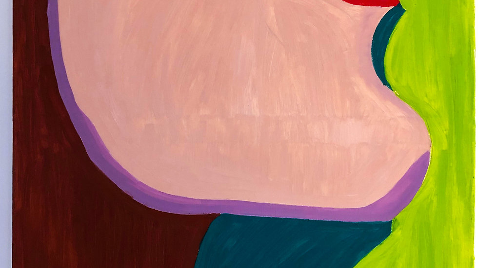 "Painting ""Princess Star Wars"""
