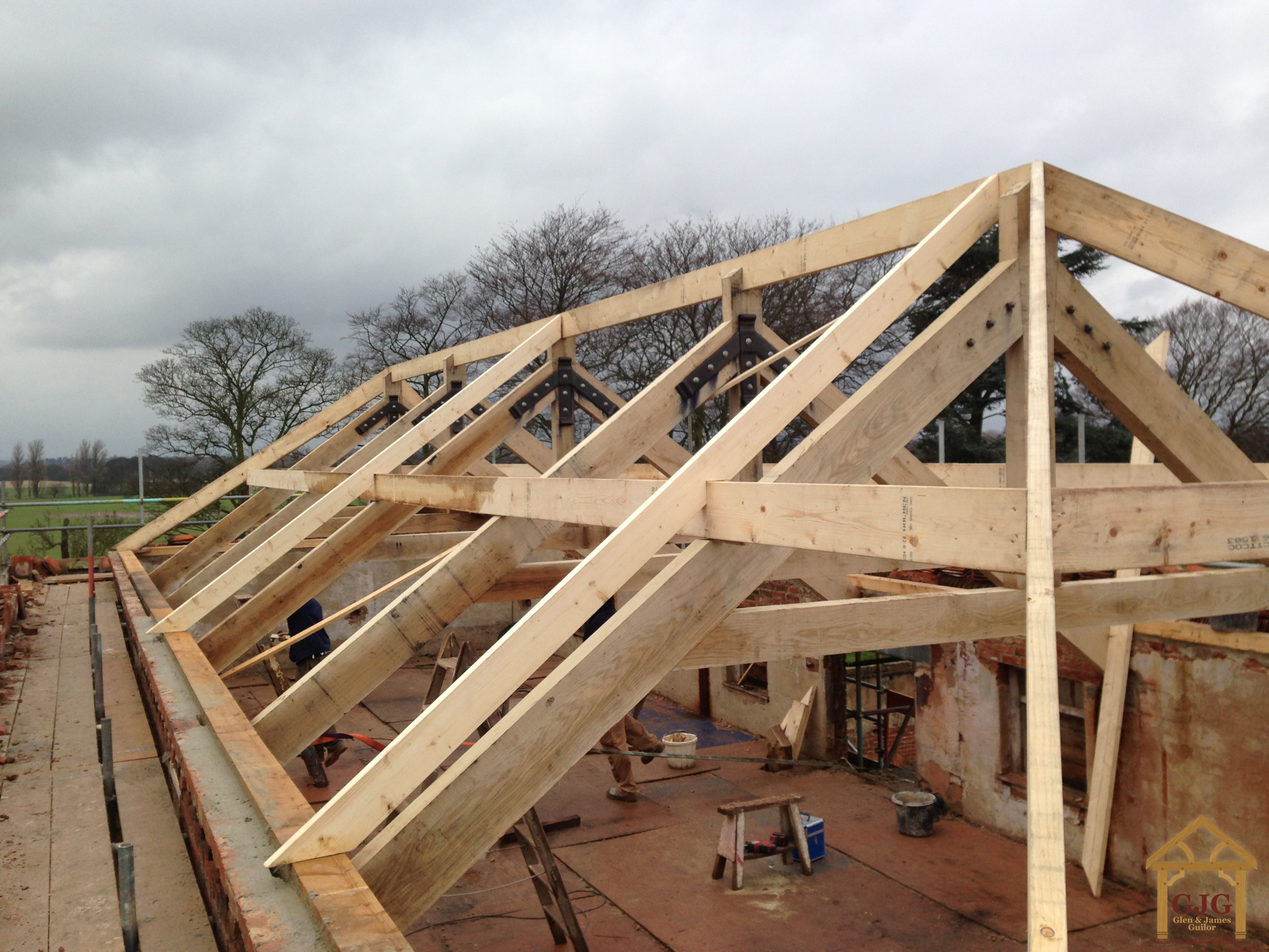 Mattersey Barn Conversion - Phase 2