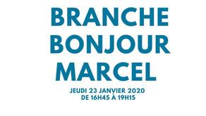 FM43 branche Bonjour Marcel