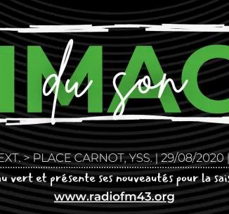 FM43 se met au vert avec L'Image du Son
