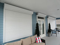 Motorized-Retractable-Hurricane-Shutters