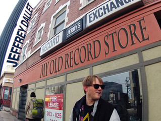 My Old Record Store