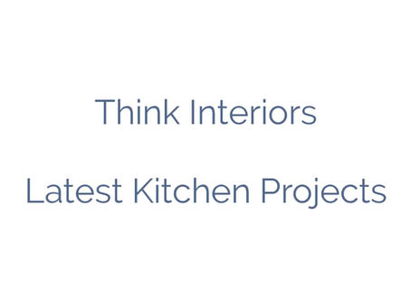 Latest Kitchen Projects
