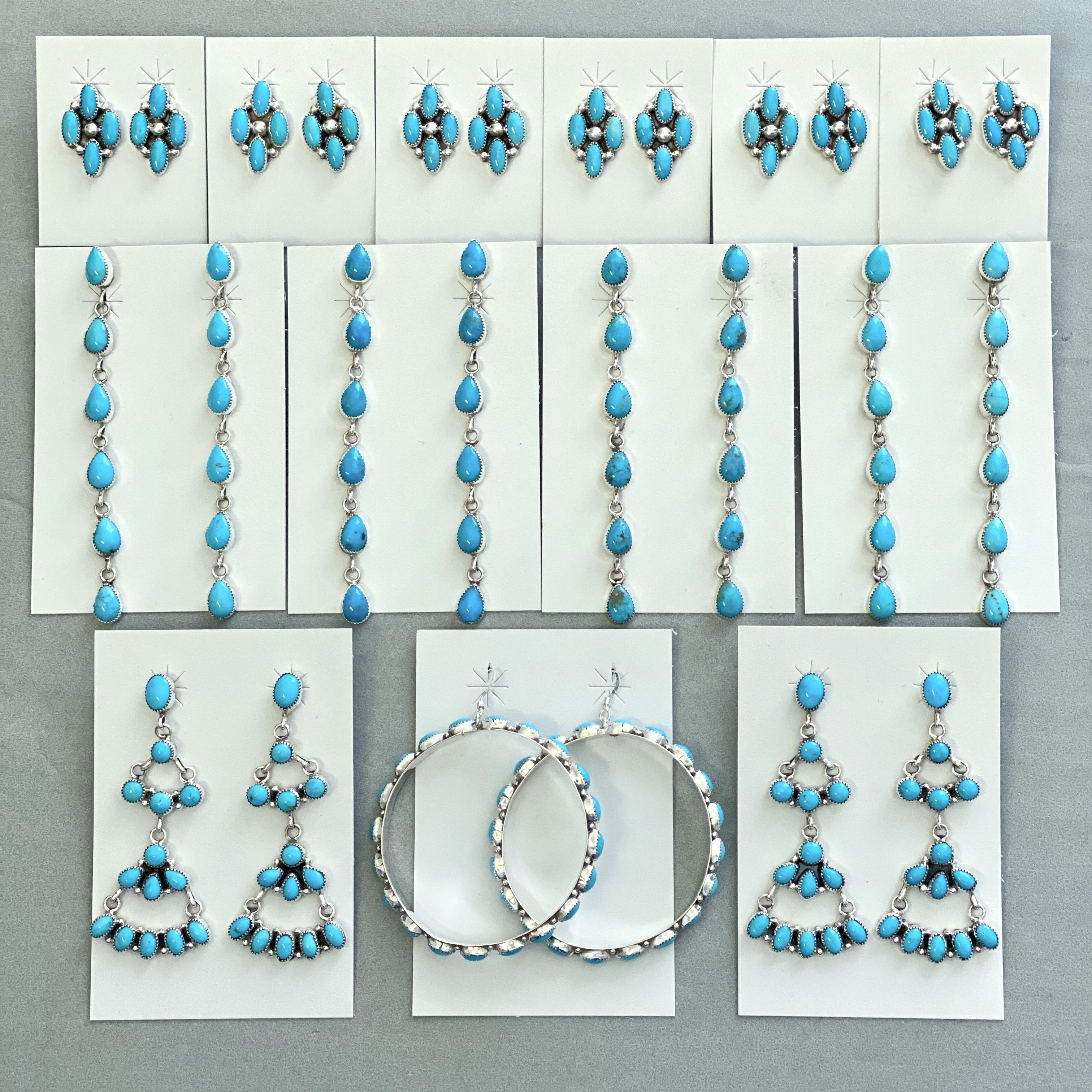 Turquoise assorted styles