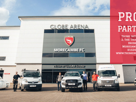 Globe Arena gets a new partner!