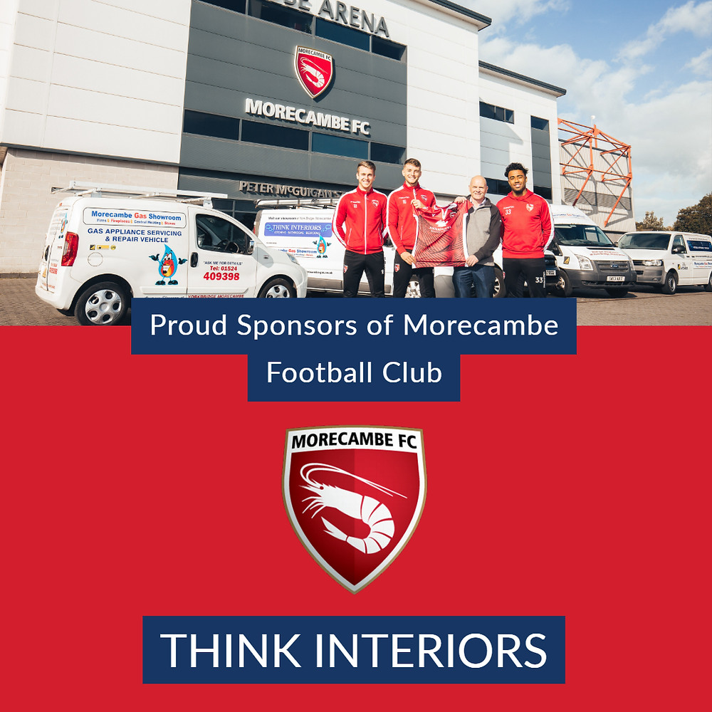 Director Tim Hogg at Morecambe F.C.