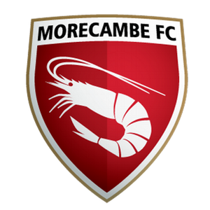 Think Interiors sponsors of Morecambe F.C.