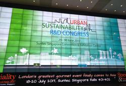 Urban Sustainability R&D Congress 2017