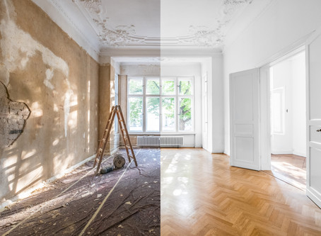 AVOIDABLE RENOVATION WORKS MISTAKES