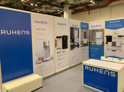 RUHENS SG Exhibition Booth 2019