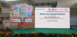 Skills For Good Festival 2018