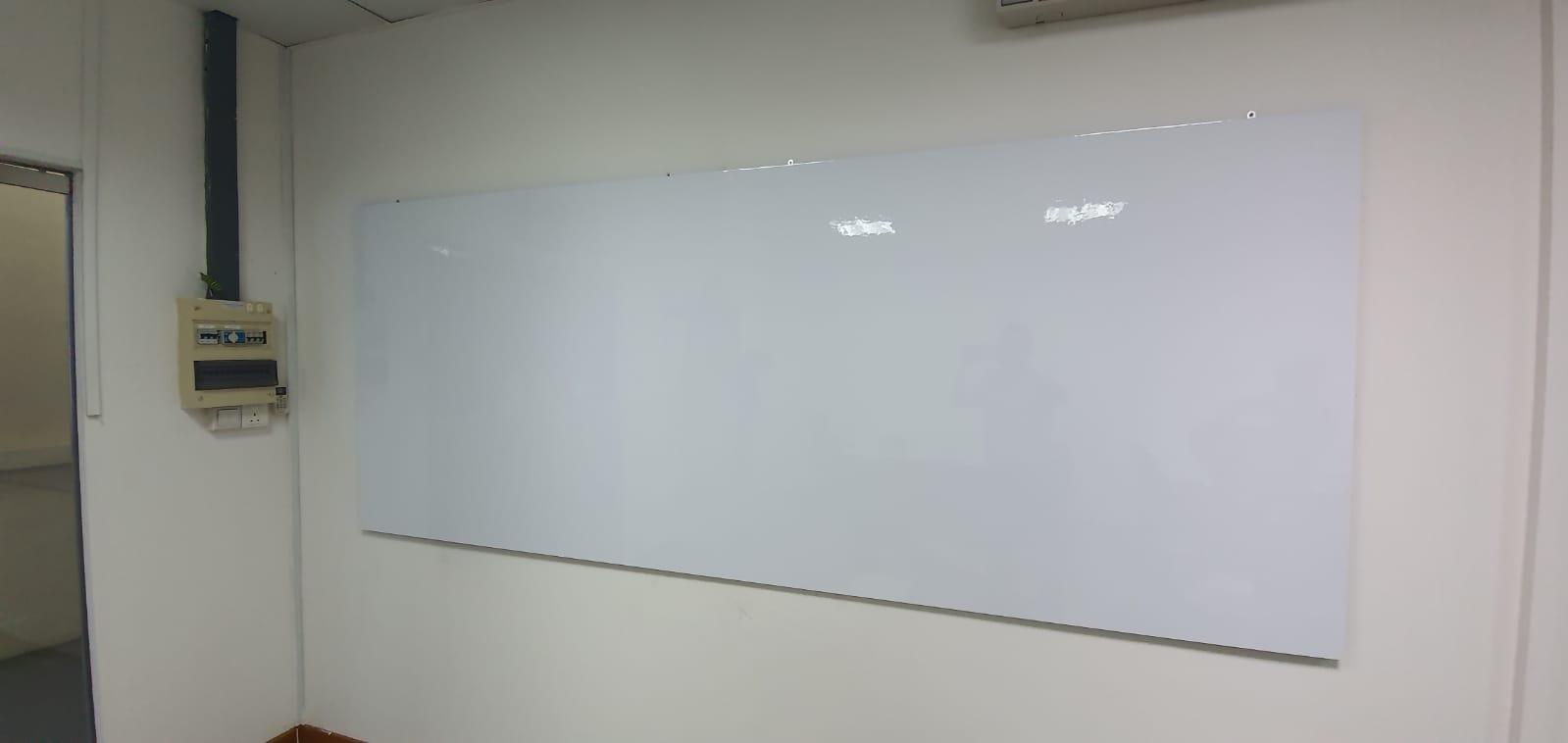 Full Length Wall Whiteboard