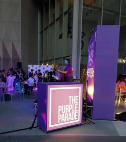 Purple Parade 2018