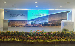 NTU The Arc Opening Ceremony 2018