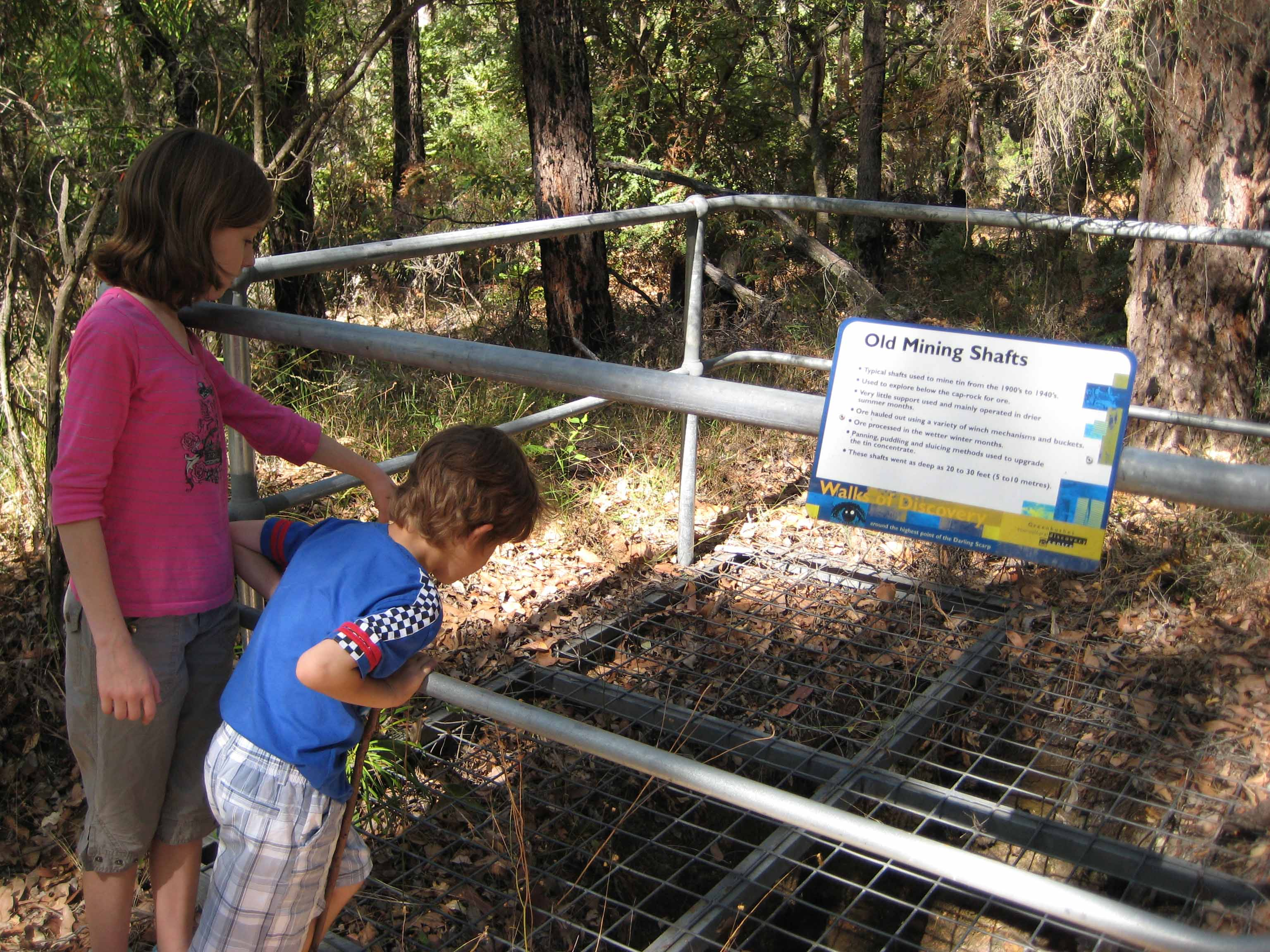 web Greenbushes Discover Centre Mining Heritage Walk 2