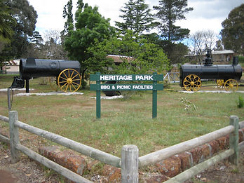 Greenbushes Heritage Park