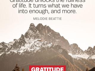 Growing Gratitude