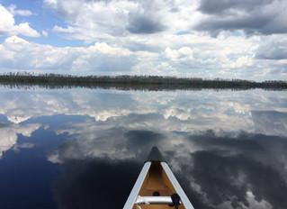 Canoeing & Mindfulness