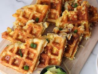 Happy International Waffle Day