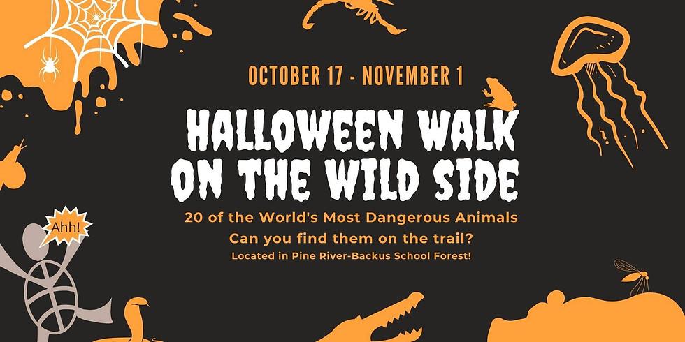 Halloween Walk on the Wild Side