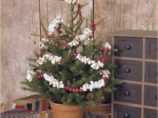 Eco Friendly Holiday Decor