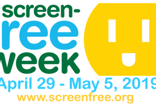 Screen-Free Week 2019