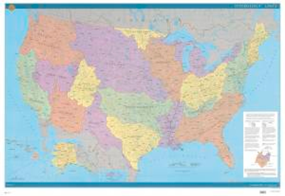 The United States is made of