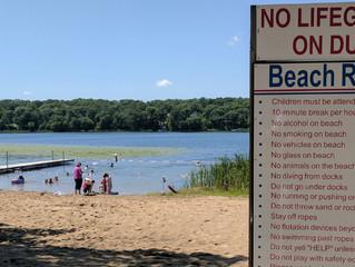 Brainerd Lakes Beaches Review: Part 4