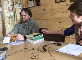Turtle Talks Podcast – Episode 21 (Part1): Foraging 101, a Q&A With Travis Grimler