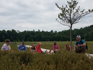 """Freshwater Friends"" Eco Camp Sessions a Success."