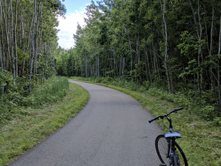 Get Outside – Biking Across Minnesota