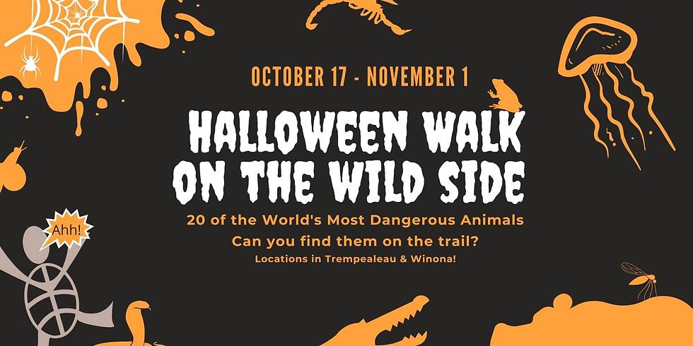 Driftless Region - Halloween Walk on the Wild Side