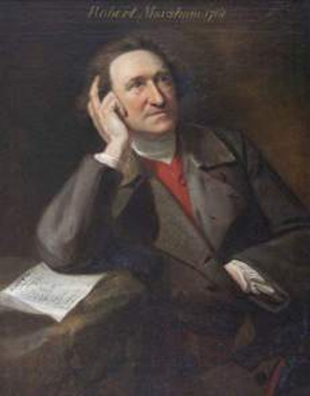 Zoffany, Johann, 1733-1810; Robert Marsham (1708-1797), FRS, 1761